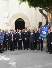 Carabinieri Benedizione del Gonfalone