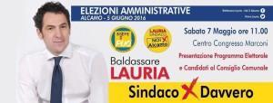Lauria Sindaco Programma