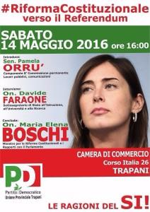 locandina-Ministro-Boschi-Trapani