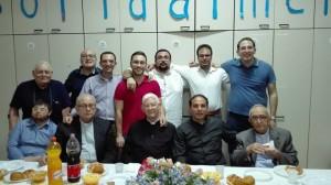 Padre La Puma festa