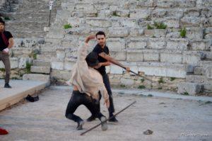 DIonisiache La Storia di Troia (7)