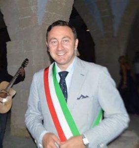 sindaco Giuseppe Pagoto