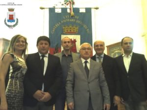 sindaco, assessori, presidente del consiglio comunale