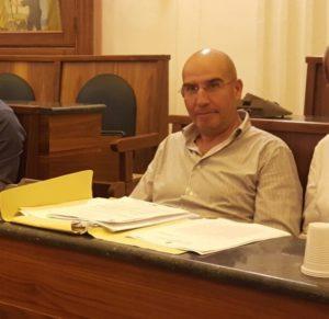 Giacomo Asaro Consiglio comunale