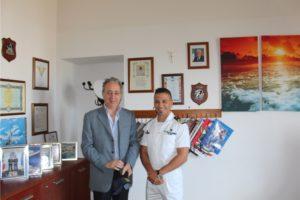 Prefetto a Pantelleria