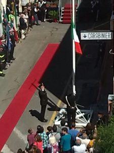 Carabinieri Pantelleria commemorazione