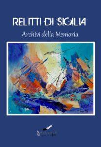 Copertina libro Relitti di Sicilia