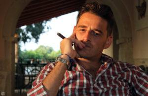 Lo scrittore Francesco A. Russo