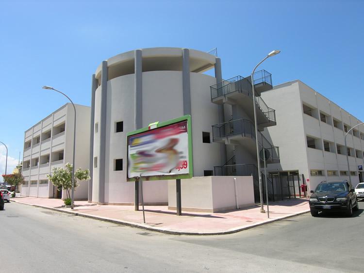 Parcheggio multipiano Trapani (2)