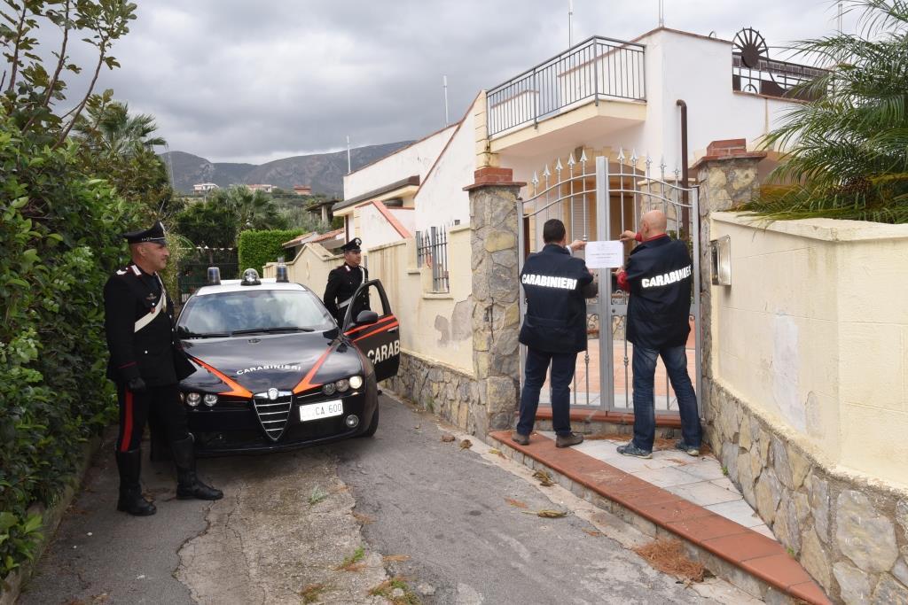 Sequestrati beni per 2 milioni a boss mafioso di Palermo