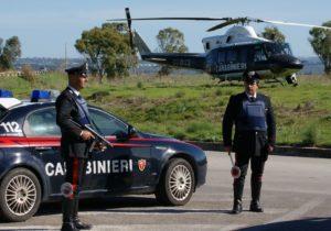 foto carabinieri castelvetrano