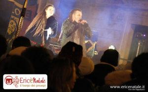 Erice - 31.12.2016 - 01.01.2017 Piazza della Loggia Capodanno ad Erice con Jaka e Mistilla