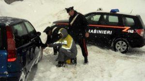 Carabinieri Neve 2