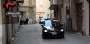 Carabinieri Trapani turista