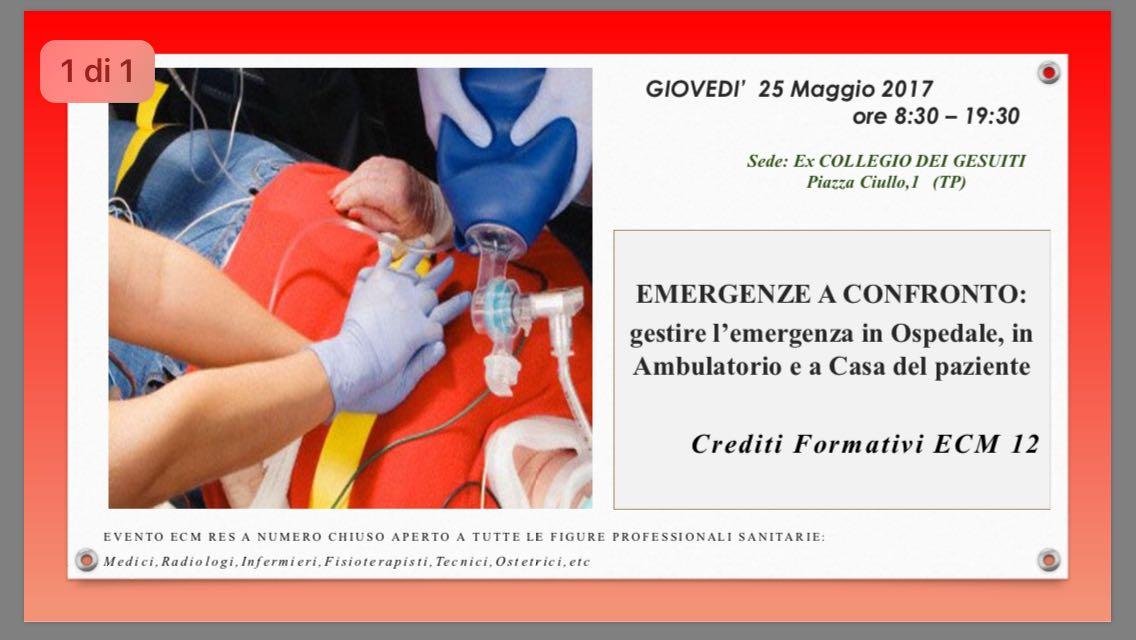 Convegno sull'emergenza (1)