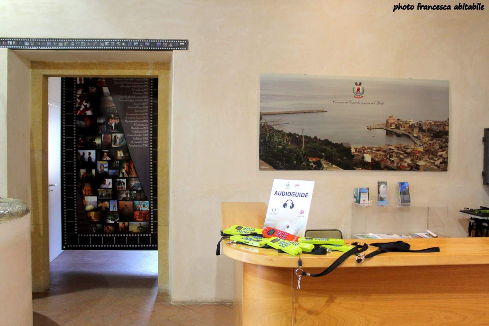 Attivo al castello arabo normanno un percorso audio for Tassa di soggiorno in inglese