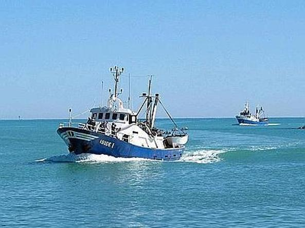 Peschereccio italiano sequestrato da tunisini