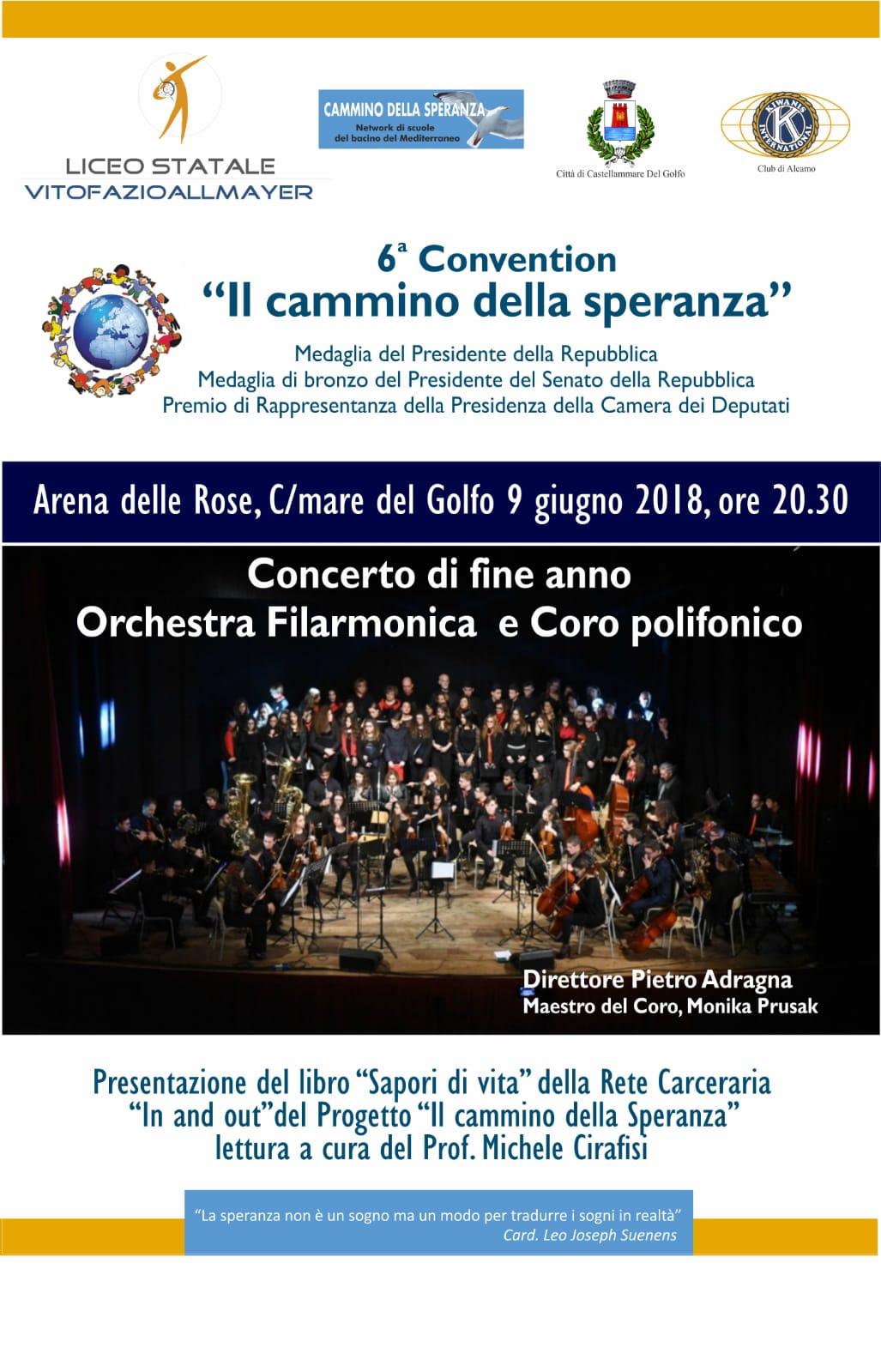 Concerto di fine anno, protagonista l'Orchestra Sinfonica e