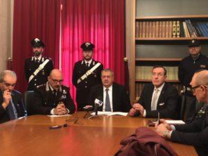 Un anno positivo sul fronte della sicurezza, quello appena trascorso, in provincia di Trapani