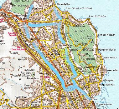 Cartina Sicilia Mondello.La Favola Delle Regie Trazzere Capitolo X Parte Iii Alqamah
